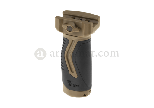 OVG Overmolding Vertical Grip Tan (IMI Defense)
