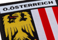 Oberösterreich Shield Patch Color
