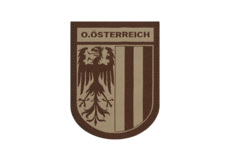 Oberösterreich-Shield-Patch-Desert-Clawgear