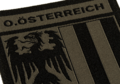 Oberösterreich Shield Patch RAL7013