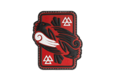 Odins-Raven-Rubber-Patch-Red-Sky-JTG