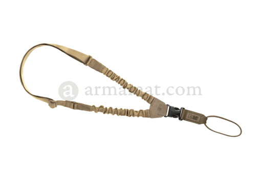One Point Elastic Support Sling Paracord Coyote (Clawgear)