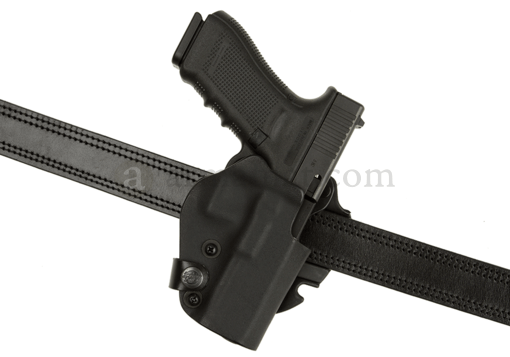 Open Top Kydex Holster für Glock 17 BFL Black (Frontline)