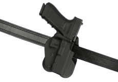 Open-Top-Kydex-Holster-for-Glock-17-Paddle-Black-Frontline