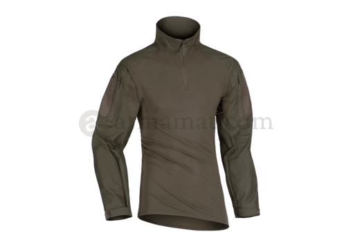 Operator Combat Shirt OD (Clawgear) S Long