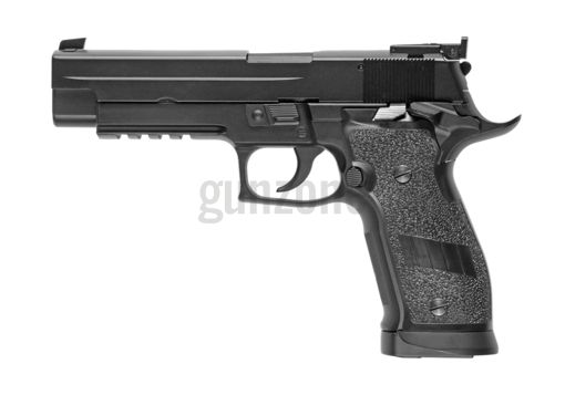 P226 Match Blowback Co2 BB (KWC)