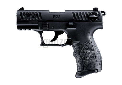 P22Q Black (Walther)