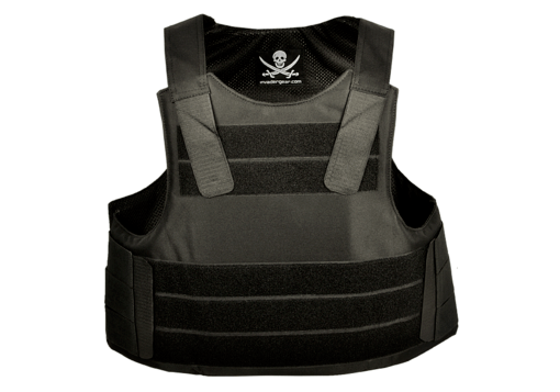 PECA Body Armor Vest Black
