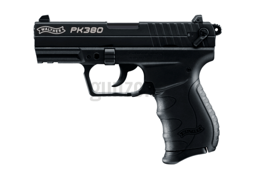 PK380 Steel Slide Black (Walther)