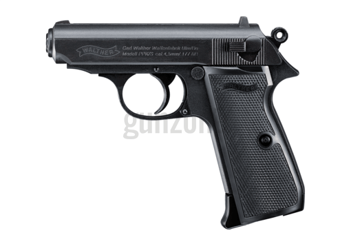 PPK/S Blowback Co2 Black BB (Walther)