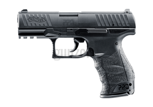 PPQ Co2 Black Pellet (Walther)