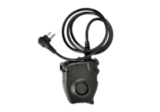 PTT-Motorola-2-Pin-Connector-Black-Z-Tactical