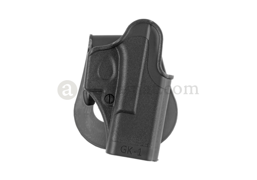 Paddle Holster für Glock 17 Black (IMI Defense)