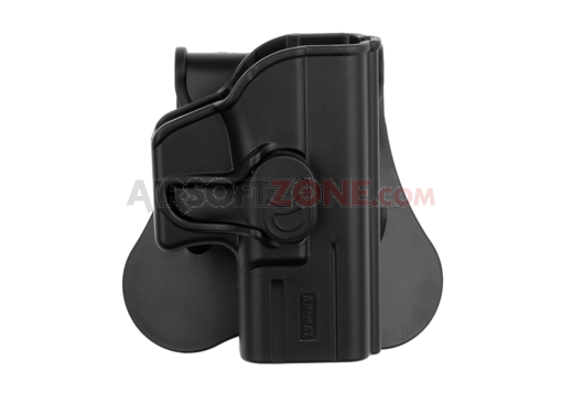 Paddle Holster for Glock 26/27/33 Black (Amomax)