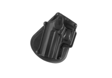 Paddle-Holster-pour-H-K-USP-Compact-Left-Handed-Black-Fobus