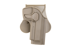 Paddle-Holster-pour-WE-M9-KJW-M9-Dark-Earth-Cytac