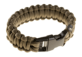 Paracord Bracelet Army Green