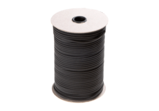 Paracord-Type-III-550-100m-Black-Clawgear
