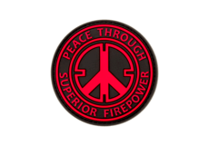 Peace-Rubber-Patch-Blackmedic-JTG