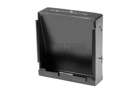 Pellet Trap 14x14cm Black (Perfecta)