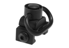 Picatinny-QD-Sling-Swivel-Black-Metal