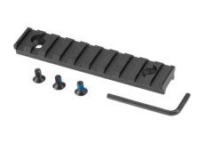 Picatinny-Rail-Section-10-Slots-for-Super-Slim-Handguard-Black-Leapers