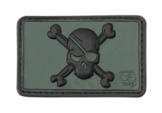 Pirate-Skull-Rubber-Patch-Forest-JTG