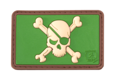 Pirate-Skull-Rubber-Patch-Multicam-JTG