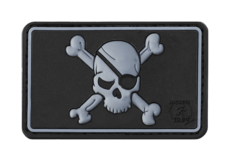 Pirate-Skull-Rubber-Patch-SWAT-JTG