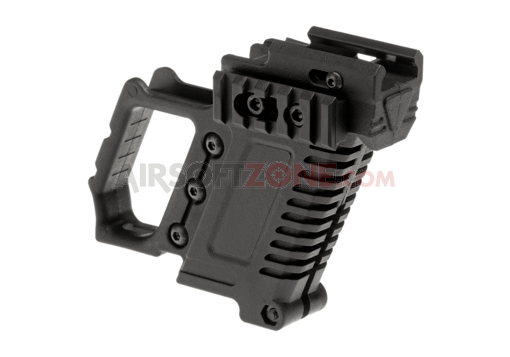 Pistol Conversion Kit Black (Pirate Arms)