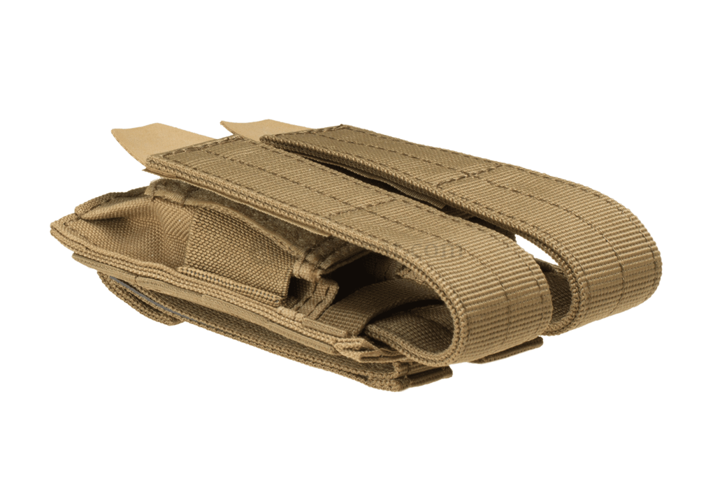 Pistol Double Mag Pouch Coyote (Condor)