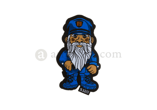 Police Gnome Patch (5.11 Tactical)