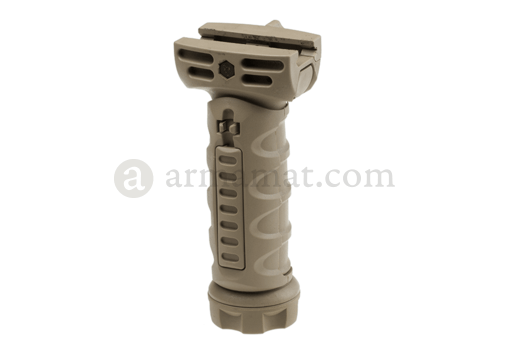 Pressure Switch Compartment Grip Khaki (CAA Tactical)