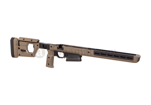 Pro 700L Fixed Stock Long Action Dark Earth (Magpul)