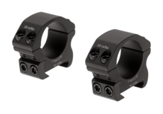 Pro-Ring-25.4mm-Low-Black-Vortex-Optics