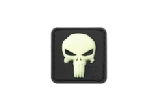 Punisher-Rubber-Patch-Glow-in-the-Dark-JTG