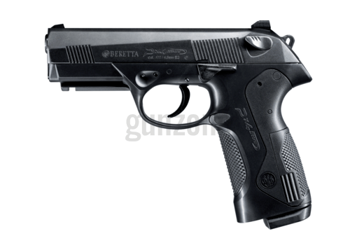 Px4 Storm Blowback Co2 Black Pellet & BB (Beretta)