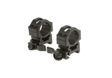 QD-25.4mm-CNC-Mount-Rings-Medium-Black-Leapers