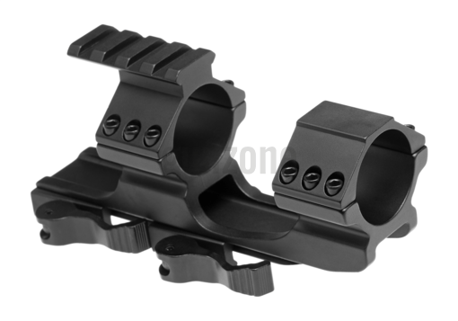 QD 30mm Optic Mono Mount Black (Trinity Force)