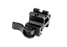 QD-Angle-Mount-Double-Rail-1-Slot-Black-Leapers