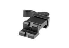 QD-Angle-Mount-Single-Rail-1-Slot-Black-Leapers