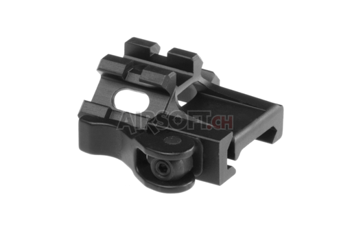 QD Angle Mount Triple Rail 1-Slot (Leapers)