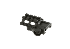 QD-Angle-Mount-Triple-Rail-3-Slot-Black-Leapers