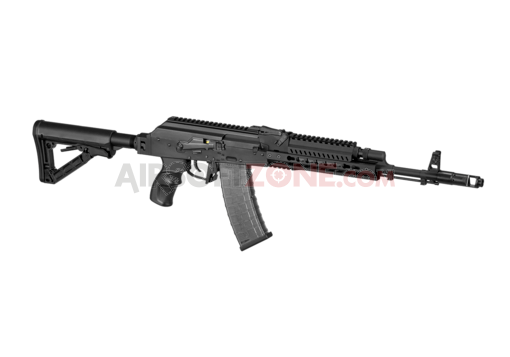 RK74 Tactical E.T.U. S-AEG Black (G&G)
