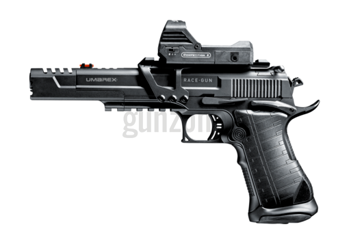 Race Gun Kit Blowback Co2 Black BB (Umarex)