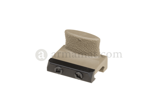 Rail Mounted Thumb Rest Dark Earth (Blackhawk)
