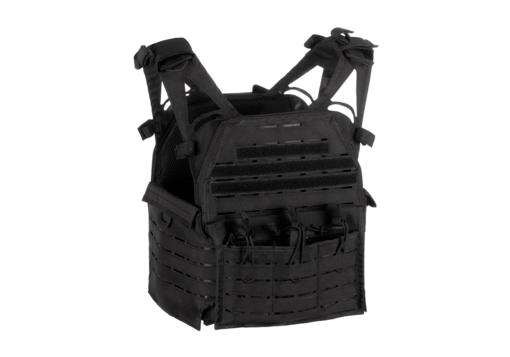 Reaper Plate Carrier Black