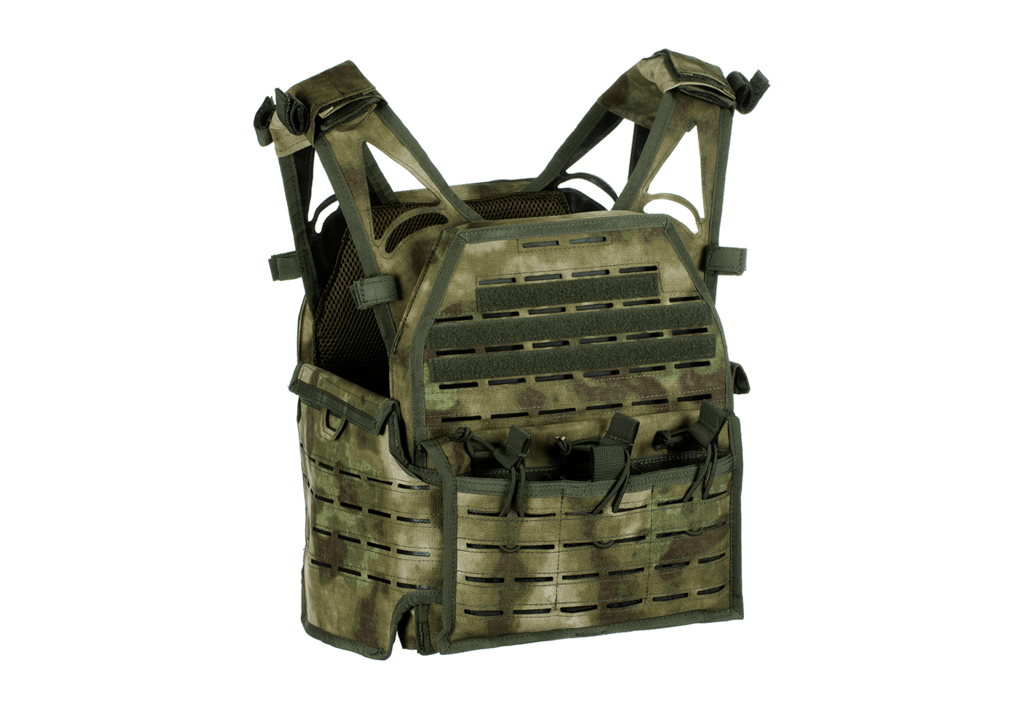 Reaper Plate Carrier Everglade