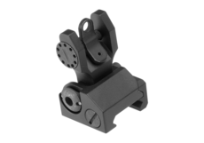 Rear-Folding-Sight-Black-Metal