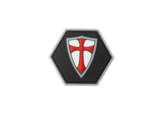 Recte-Faciendo-Shield-Rubber-Patch-Color-JTG